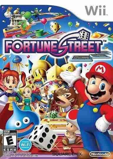 Descargar Fortune Street [MULTI5][PAL][ABSTRAKT] por Torrent